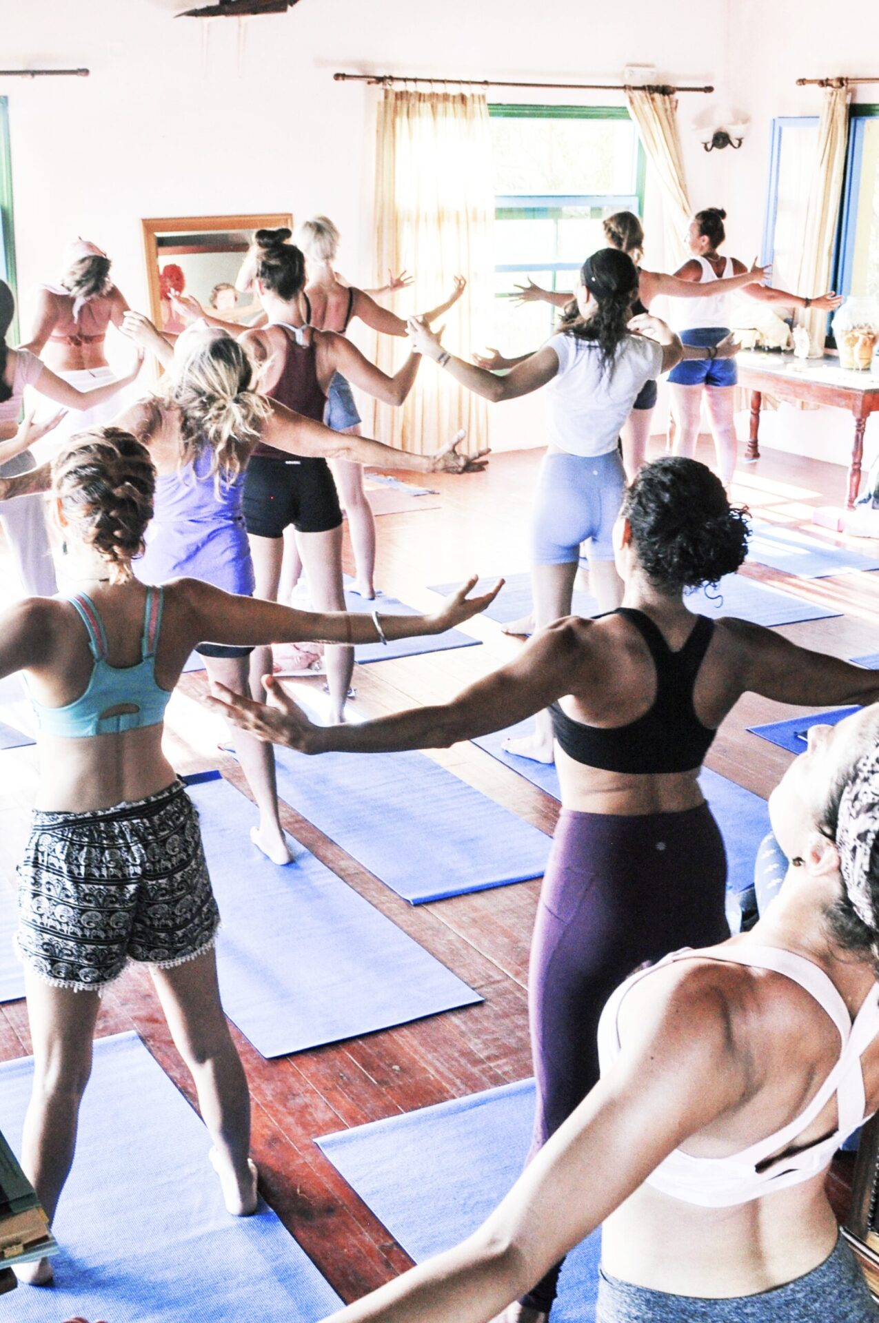 REFRESH ORGANIC YOGA RETREAT | BIOPOROS, CORFU (AUG 2020)