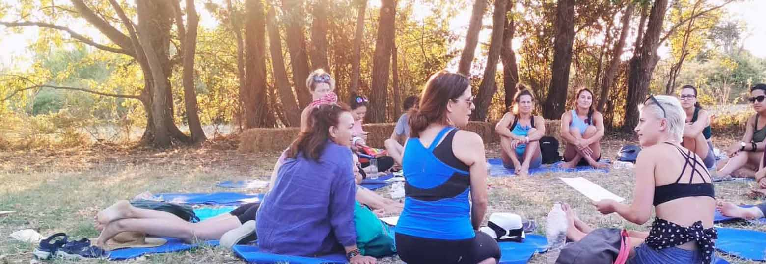 DETOX MIND'S GARDEN YOGA RETREAT | BIOPOROS, CORFU (2019)